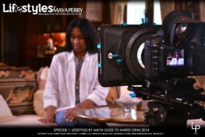 Lifestyles By Maya - TV Show Production