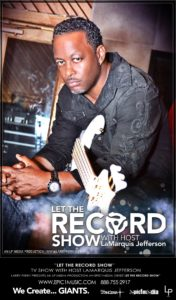 LaMarquis Jefferson - Professional Bass Player / Producer
