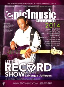 Epic 1 Music Magazine - 2014